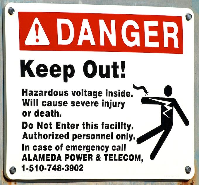 Stick People v. High Voltage