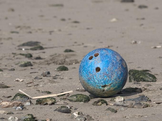 Bay and Beach Flotsam: Brunswick!